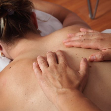 acupression massage